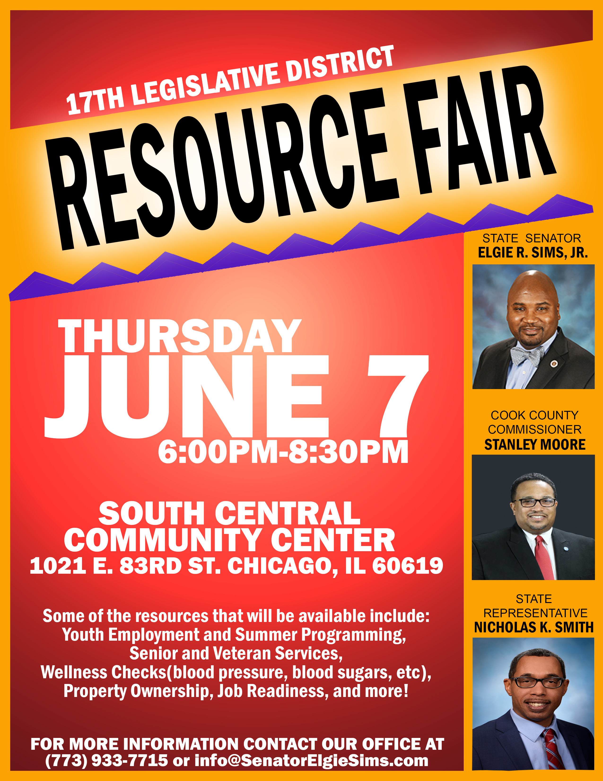 2018 RESOURCE FAIR FLIER FINAL